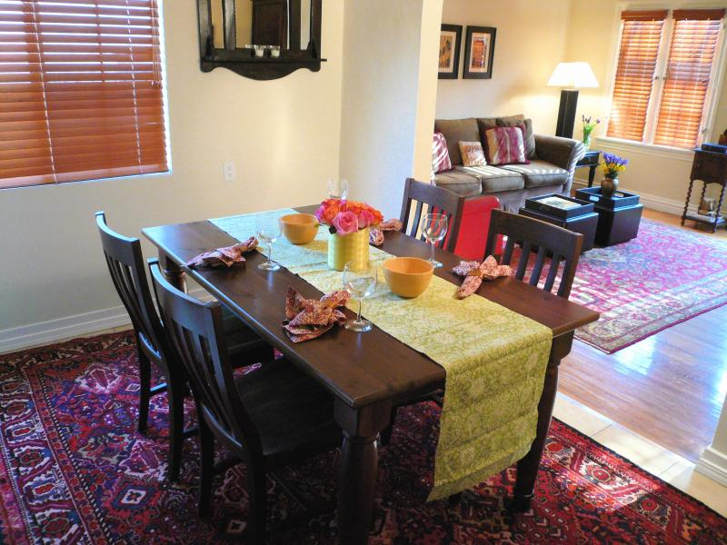 Bungalow Two Dining Room